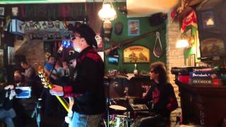 EaZZY TOP - Rough Boy (Live at Conor Mac Nessa)