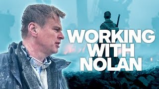 What It's Like Working with Christopher Nolan