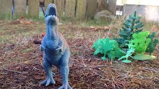 Tyrannosaurus vs Gastonia
