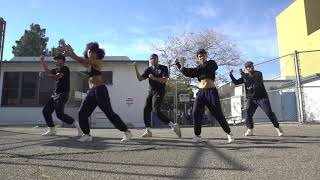 Usher - Peace Sign ~ Choreography By Jacob Garvey