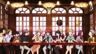 Shokugeki no Soma Ending 1 English by [Lemon & Kuraiinu] HD creditless