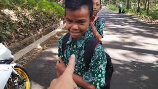 Vixion Modif Disangka Ninja Sama Anak SMP