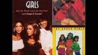 The Jones Girls - This Feeling's Killing Me (Audio only)
