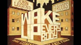 John Legend Wake Up Everybody Live In Studio