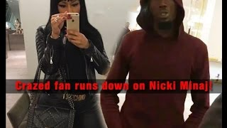 @MONEYMAKINGAF FROM SHH RUNS DOWN ON NICKI MINAJ FOR A SHOUTOUT SHE REPOSTED ON INSTAGRAM