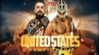 Rey Mysterio Vs Andrade WWE WRESTLEMANIA 35 match card prediction