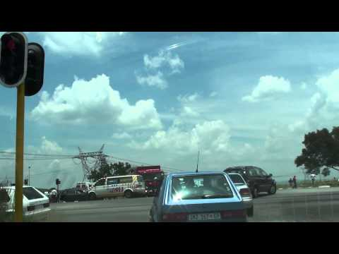Taxi Bus Accident – South Africa