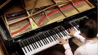 Adele Skyfall Piano/Klavier Cover James Bond Theme Version by Christopher Miltenberger (HQ)