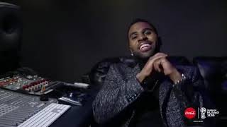 Jason Derulo introduces his collaboration with ykee benda width=
