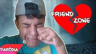 PARÓDIA / Cold Water - FRIENDZONE ♫♫ ( Major Lazer Feat. Justin Bieber & MØ )