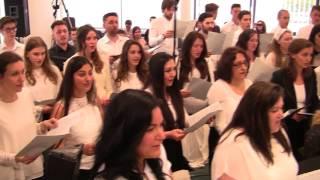 Lacrimosa - Cor, Biserica Elim München - 14_04_2017