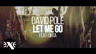DAVID POLE feat CINTA - Let Me Go (Video Lyrics)
