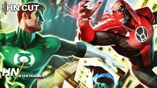 Green Lantern: Rage of Atrocitus | HN Cut