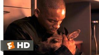 I Am Legend (6/10) Movie CLIP - Goodbye, Sam (2007) HD