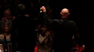 In Recital: Lang Lang & Christoph Eschenbach (Schubert Excerpt). Fantasy in F minor for Piano.