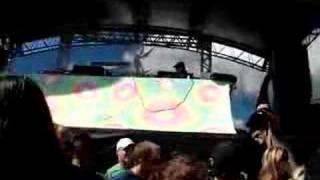 Bizarre Contact Live @ Cosmoon 2008 - Video 1