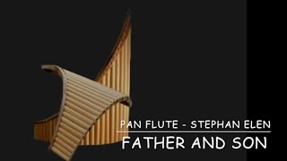 Father and Son-Pan Flute