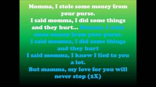 Stitches - Momma lyrics