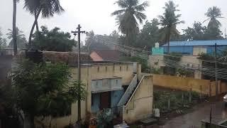 08|10|2018 ( 08:23) am குத்தாலத்தில் கனமழை ☁☔☁☔💧