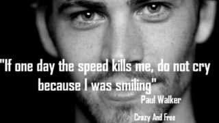 "Paul Walker Tribute: ""Live fast, die young"""