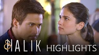 Ace confronts Aliyah | Halik