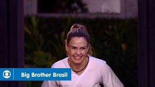 Big Brother Brasil 16: hoje é dia de festa no BBB