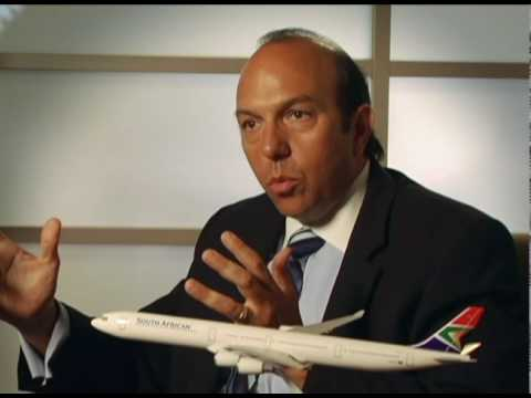 One on One with South African Airways' Marc Cavaliere