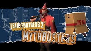 TF2 Mythbusters - Gun Mettle Edition!
