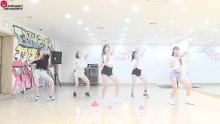 Minx (밍스) - Love Shake Dance Practice Ver. (Mirrored)