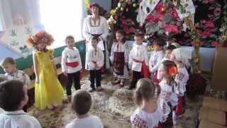 Hora moldoveneasca, grupa mare gradinita Antonesti Cantemir