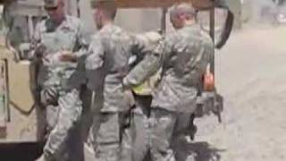 VIDEO - Peanut Butter Jelly Time In Iraq
