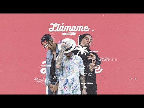Llamame Remix Ft Gera Jay Romero de Nanpa Basico Letra y Video