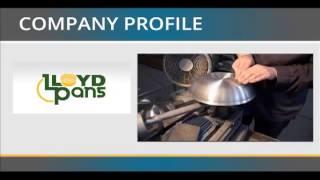 Lloyd Pans Company Profile