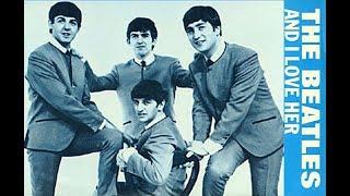 And I Love Her - Beatles - Lyrics/บรรยายไทย
