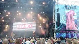 13 Rednex   Cotton Eye Joe  LIVE @ WE LOVE THE 90's 2016, Finland.