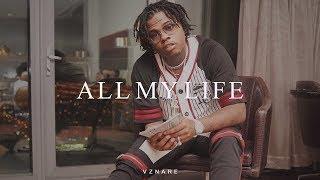 "Free Gunna x Lil Baby x Future Type Beat - ""All My Life"""