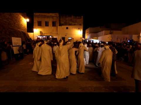 Emarati Folklore Dance in Assilah 2010