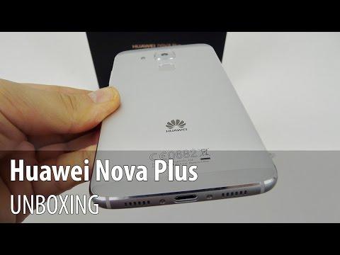Huawei Nova Plus Unboxing în Limba Română