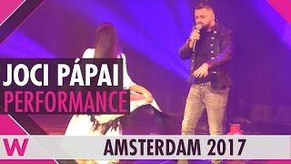 "Joci Pápai ""Origo"" (Hungary 2017) LIVE @ Eurovision in Concert 2017"