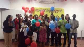 Parabéns moçambicano