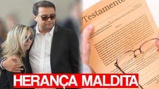 Testamento de Marcelo Rezende é ABERTO e a Família se IRRITA com a NAMORADA