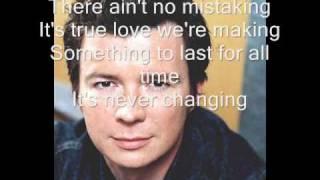Rick Astley Together Forever  my  Karaoke.wmv