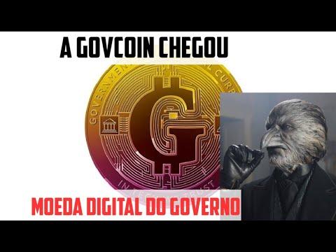Revista Economist: Criada Moeda Govcoin