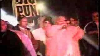 Big Pun and Terror Squad perform live