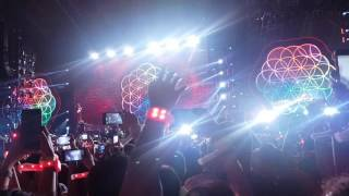 A Head Full of Dreams by Coldplay Live at Singapore National Stadium 31 March 2017