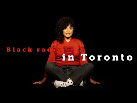 Revisiting Black radio in Toronto with CBC's The Block host Angeline Tetteh-Wayoe