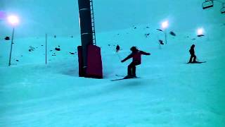 Valmeinier 2013 février
