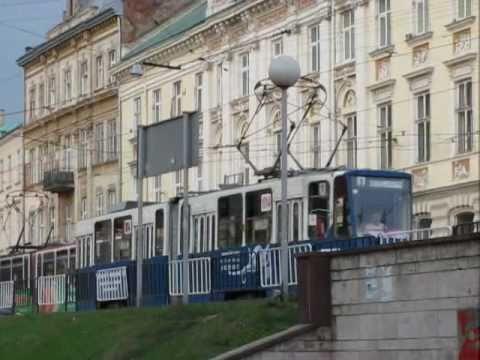 Ukraina, Lwów – tramwaje