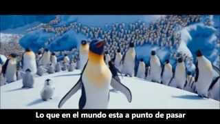 Happy Feet 2 - La cancion de Gloria y Erik sub español