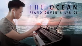 Mike Perry ft. Shy Martin - The Ocean (piano cover by Ducci & lyrics)